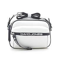 Женский клатч David Jones белый 165913, фото 1