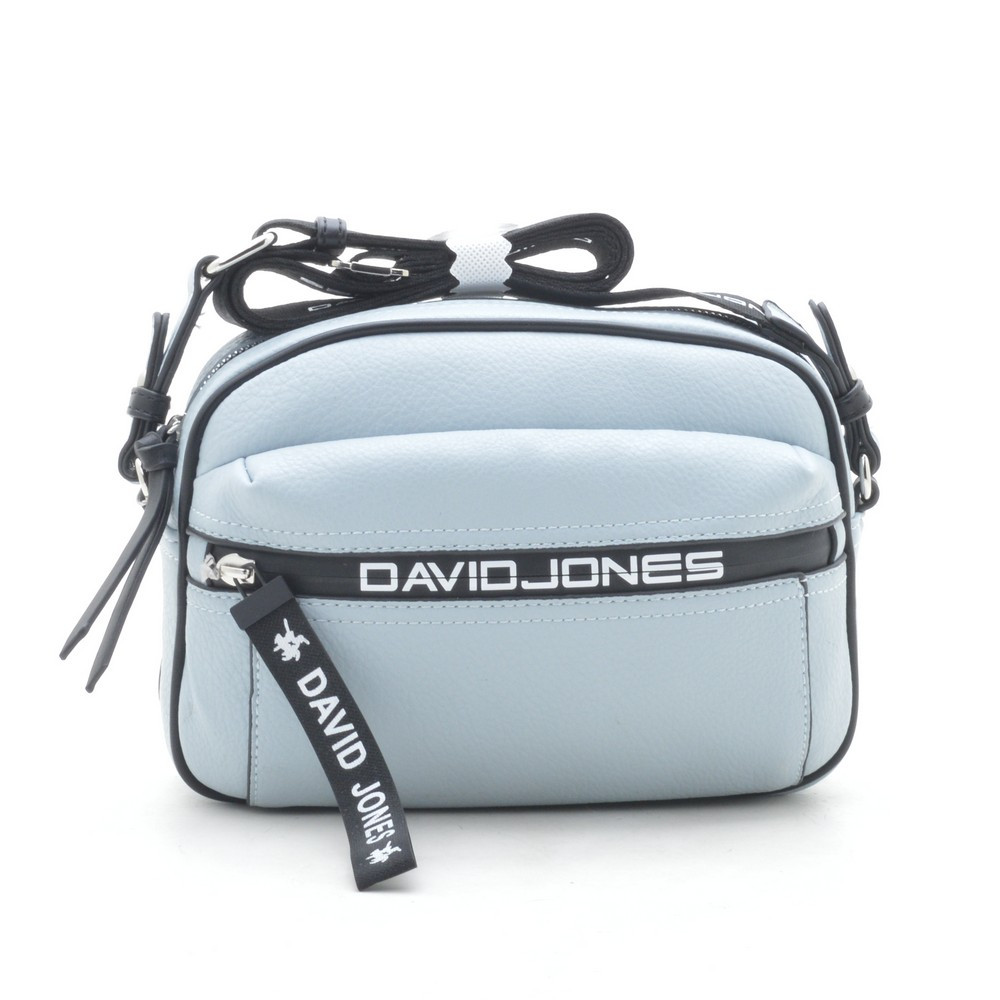 Клатч David Jones 5989-1T pale blue