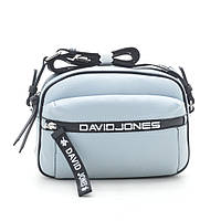 Клатч David Jones 5989-1T pale blue, фото 1