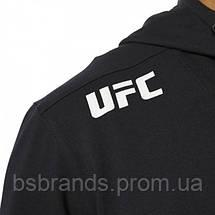 Мужская толстовка reebok UFC FIGHT NIGHT WALKOUT (АРТИКУЛ: CD8585 ), фото 3