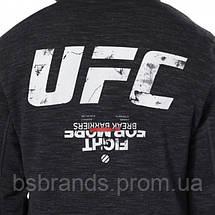 Мужская толстовка reebok UFC FAN GEAR (АРТИКУЛ: DU4575 ), фото 2