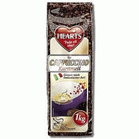 Капучіно карамельне Hearts Cappuccino Karamell 1кг, фото 1