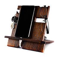 Зарядная станция-подставка для телефона