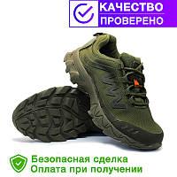 Тактические кроссовки, ботинки (берцы) Magnum M-PACT Oliva (Mag-olive)