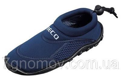 Обувь детская для кораллов, пляжа, плавания, серфинга, дайвинга BECO 92171 7 р. 31