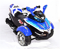 "Детский Мотоцикл"" М 2222 синий, фото 1"