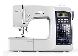 Компьютеризированная швейная машина Minerva Experience 1000
