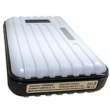 Портативная Зарядка Lovely Power Bank F31-10000mAh Samsung Battery, фото 3