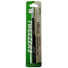 Пинцет  антистатический Vetus Tweezers HRC40 ESD11, фото 3