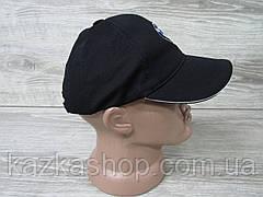 Мужская кепка, бейсболка, вышивка логотипа в стиле BMW (реплика), материал лакоста,  регулятор, фото 2
