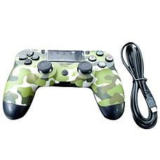 Проводной Джойстик для PS4 SONY КАМУФЛЯЖ, фото 3