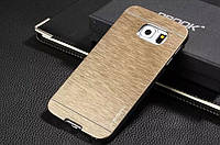 Чехол для Samsung S6 G920 motomo металлический, фото 1
