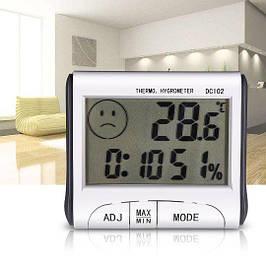 Термометры, гигрометры для помещений