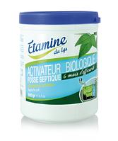Биосредство для труб, септиков и отстойникой Etamine du lys, 500 гр