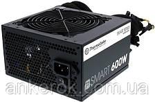 Блок живлення Thermaltake Smart 600W 80+ White (PS-SPD-0600NPCWUS-W)