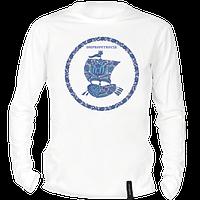 Футболка с гербом Днепра, длинный рукав