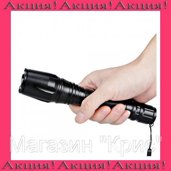 Карманный фонарик BL-8668-T6!Акция