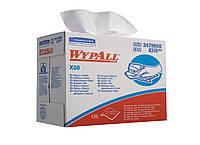 8376 Протирочный материал многоразового применения Wypall® X60, белый, коробка Pop-Up