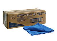 7589 Протирочный материал из микрофибры Kimtech® Prep, синий