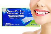Отбеливающие Полоски Для Зубов Advanced Teeth Whitening Strips Отбеливание Зубов Белые Зубы