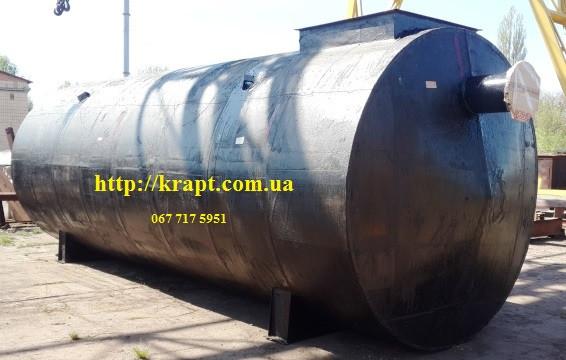 Резервуар пожарный, емкость для воды  - КРАПТ  компания производитель- емкостное, резервуарное, теплообменное оборудование  в Житомирской области