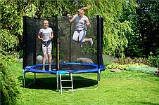 Батут Fun-Fit 8ft/252 см для всей семьи c лестницей, фото 3