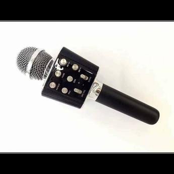 Микрофон-Караоке Bluetooth WSTER WS-1688 Black
