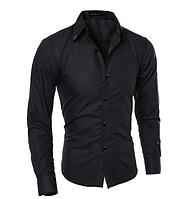 Мужская рубашка Slim Fit. Модель 720