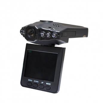 Видеорегистратор DVR 198 HD с ночной съемкой