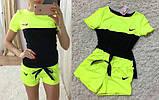Костюм Nike майка футболка + шорты шорти 26, фото 3