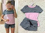Костюм Nike майка футболка + шорты шорти 26, фото 4