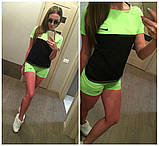 Костюм Nike майка футболка + шорты шорти 26, фото 6
