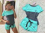 Костюм Nike майка футболка + шорты шорти 26, фото 5