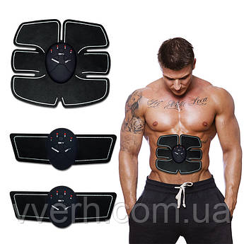 Миостимулятор для пресса Smart Fitness EMS Fit Boot Toning