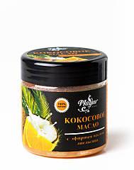 Кокосовое масло для лица и тела с эфирным маслом апельсина Mayur