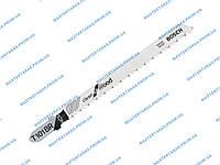 Пилка (полотно) для электролобзика Bosch T101BR HCS