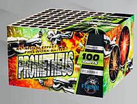 Фейерверк Prometheus 100 выстрелов