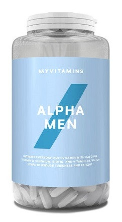 Витамины Myprotein - Alpha Men Multivitamin (120 таблеток)
