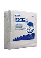 7593 Протирочный материал из микрофибры KIMTECH® MICROFIBER CLOTH, белый, 25 листов
