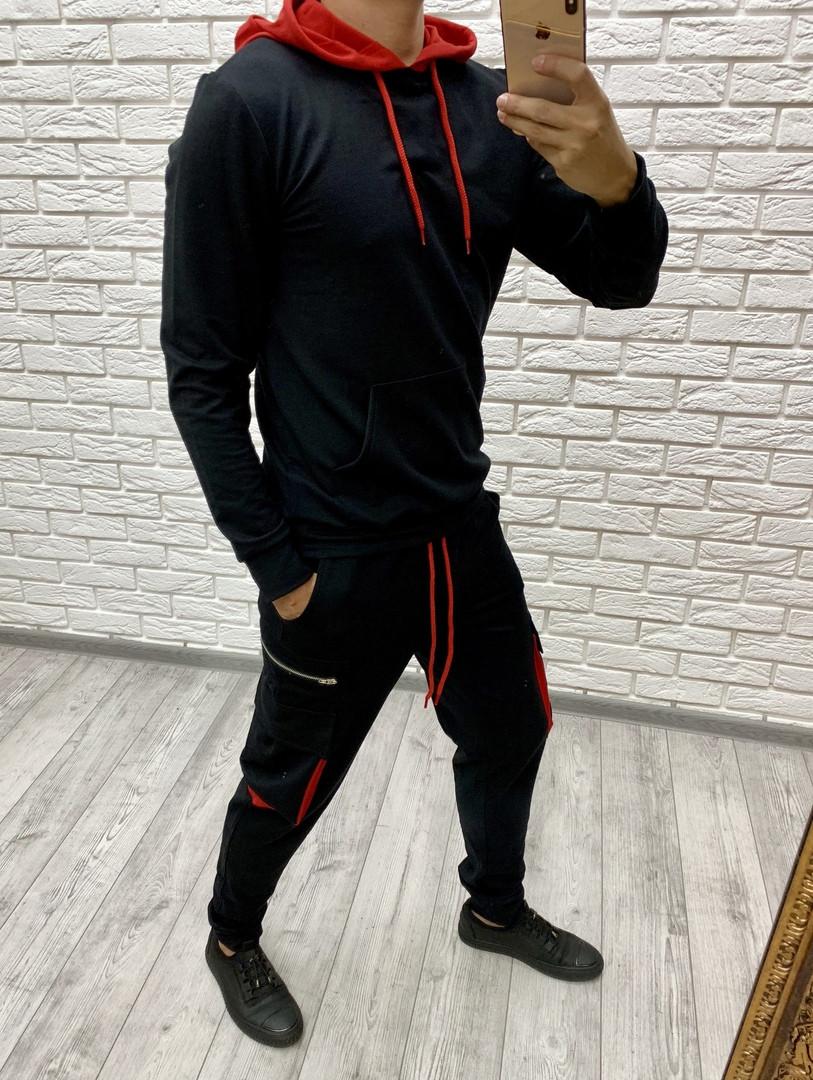 Мужской спортивный костюм Red