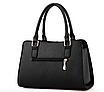 Женская сумка классическая с ручками Sue Красный, фото 4