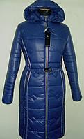 Стильная женская куртка пуховик