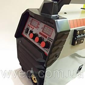 Инверторный сварочный полуавтомат ЛУЧ Профи MIG/MMA-300