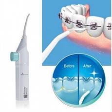 Портативный механический ирригатор Power Floss для полости рта, фото 2
