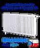 Стальной радиатор Korado 11vk 600x2000 нижнее подключение