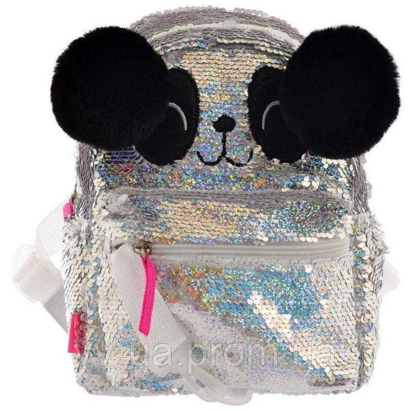 Рюкзак детский Yes K-19 Panda, для девочек (556547)