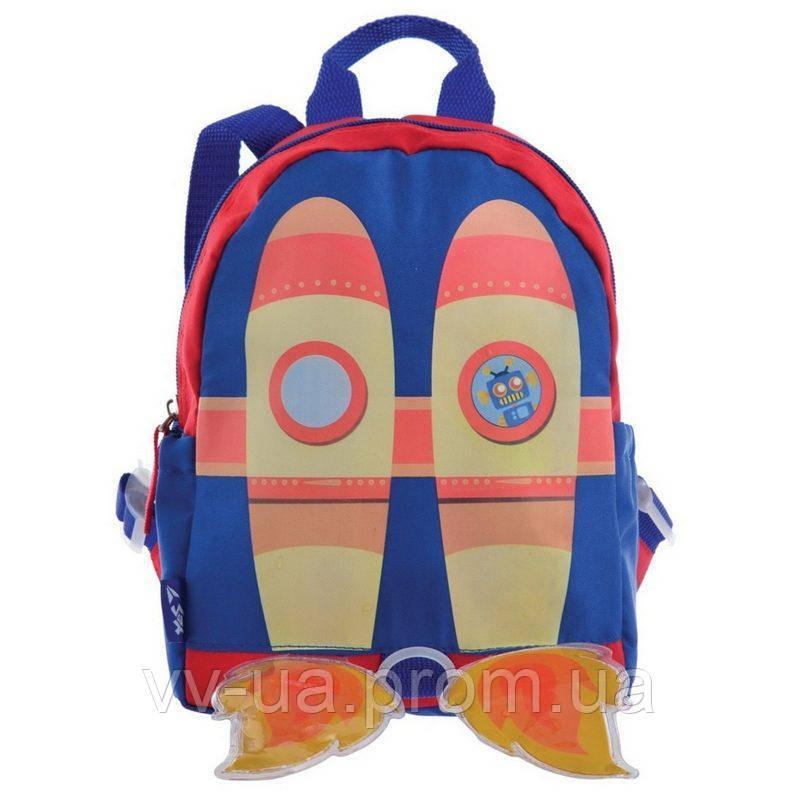 Рюкзак детский Yes K-19 Rocket (556541)