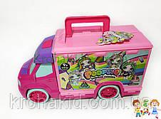 Игровой набор Автобус Пупси Poopsie Единорог со слаймом -  Кукла пупс единорог  - аналог, фото 3