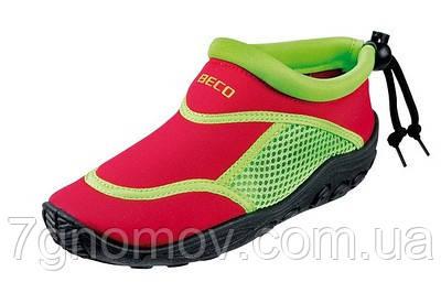 Обувь для кораллов детская BECO 92171 58 р. 26