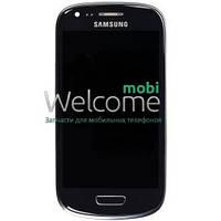 Модуль Samsung i8190 Galaxy S3 mini blue (rev 5.1) дисплей экран, сенсор тач скрин самсунг